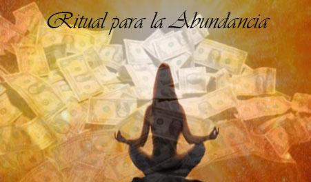 ritual para la abundancia