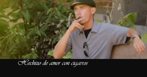 hechizo de amor con cigarros