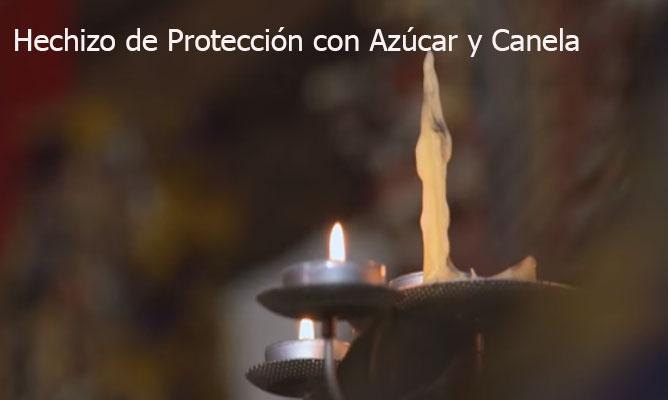 Hechizo de Protección con Azúcar y Canela