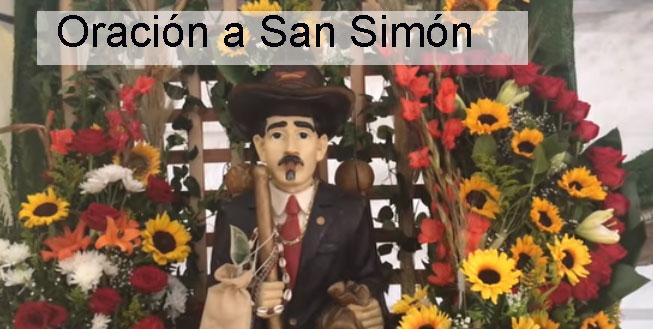 Oración a San Simón para Amarre de amor