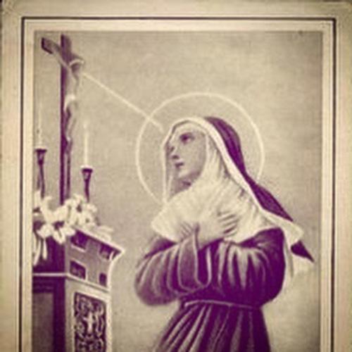Oración por los enfermos a Santa Rita