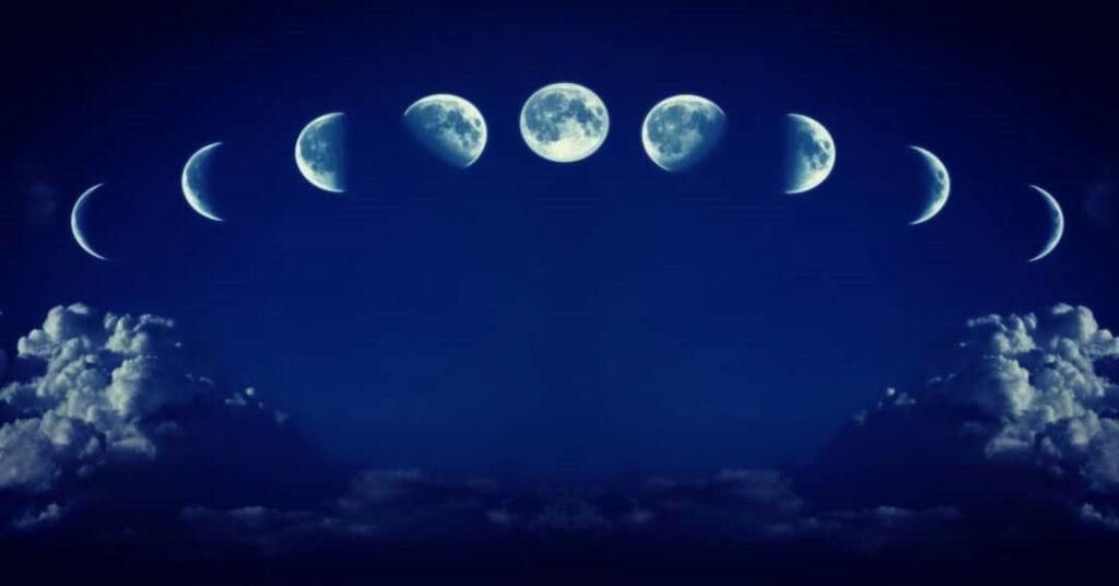 5 rituales de luna nueva