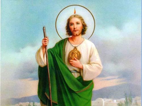 Oración para pedir la ayuda de San Judas Tadeo