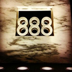 numer 888